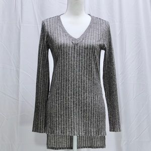 Philosophy High Low Sweater